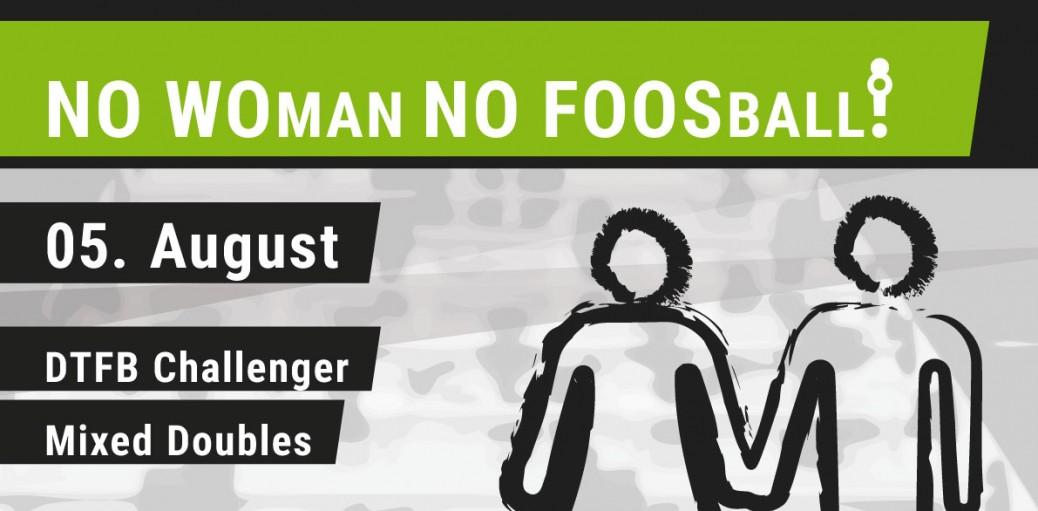 No Woman No Foosball