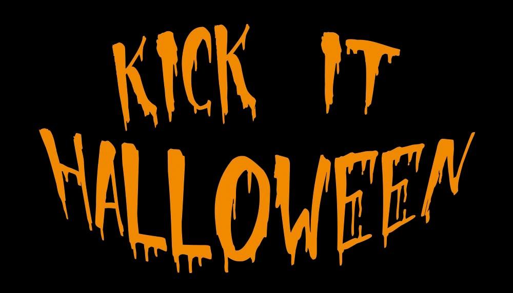 Kick It Halloween
