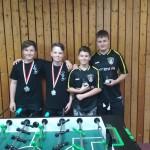 Sieger Junioren Doppel
