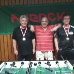 Sieger Senioren Einzel