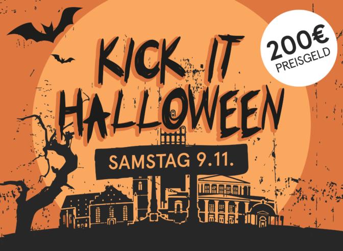 Kick It Halloween 2019